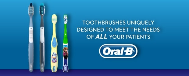 Toothbrushes uniquely designed to meet the needs of all of your patients.
