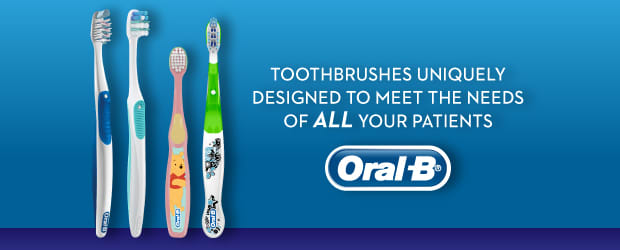 Toothbrushes uniquely designed to meet the needs of all your patients.