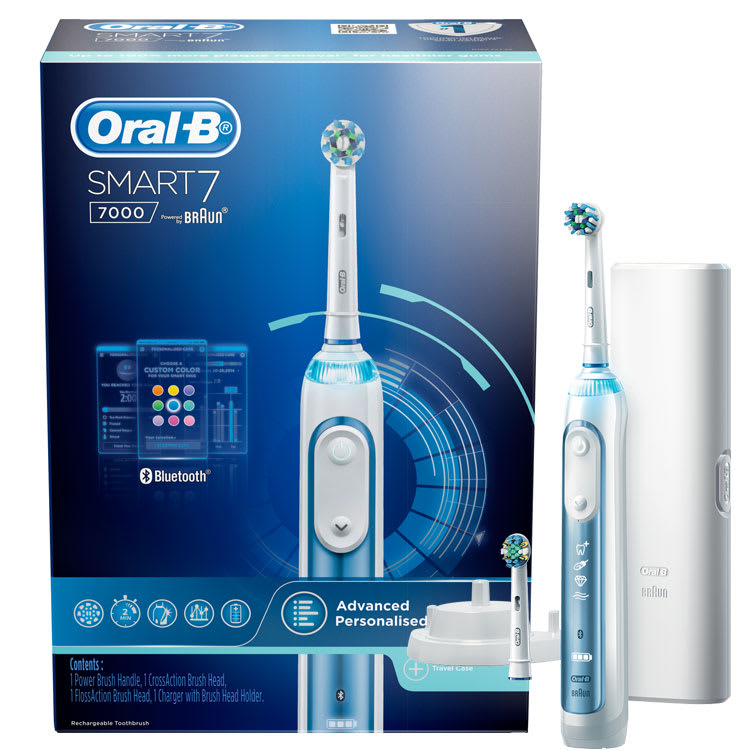 Oral-B Smart 7 Electric Toothbrush