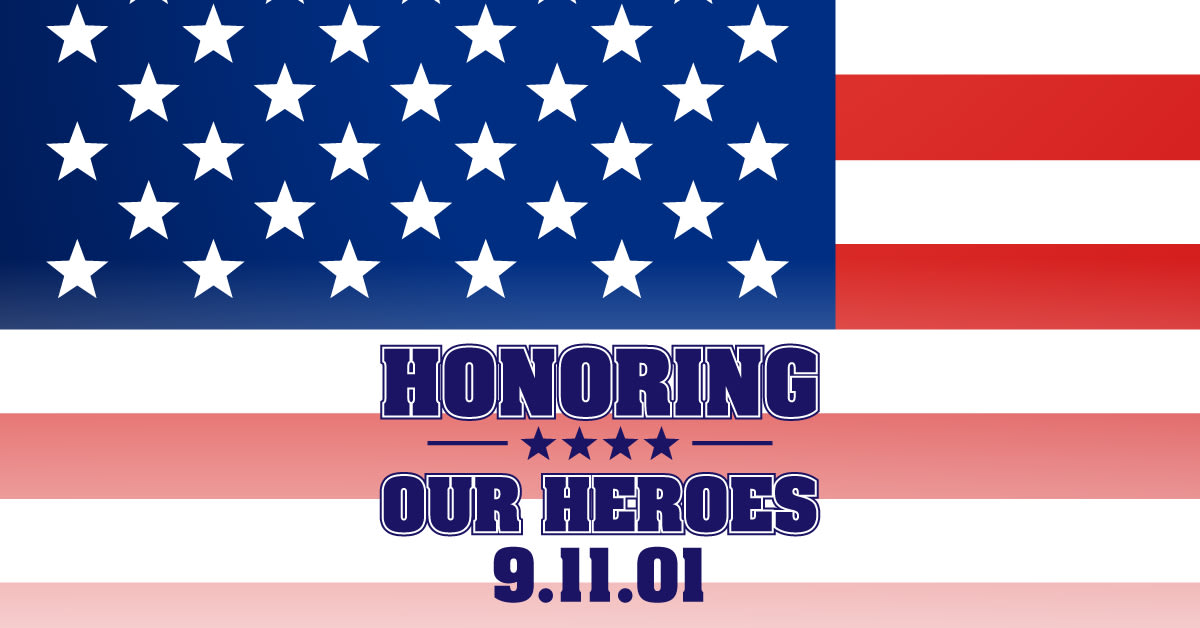 Patriot Day 2017 heroes