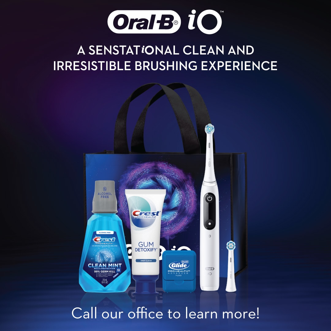 Oral-B iO - Irresistible Brushing Experience