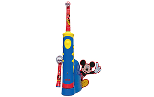 Oral-B Stages Power battery toothbrush for kids