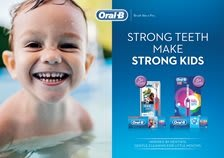 Strong Teeth Makes Kids Strong