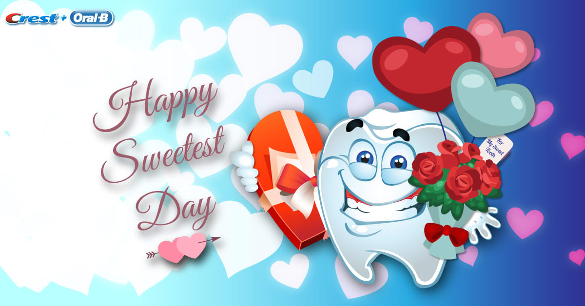 Sweetest Day 2017 sweet tooth