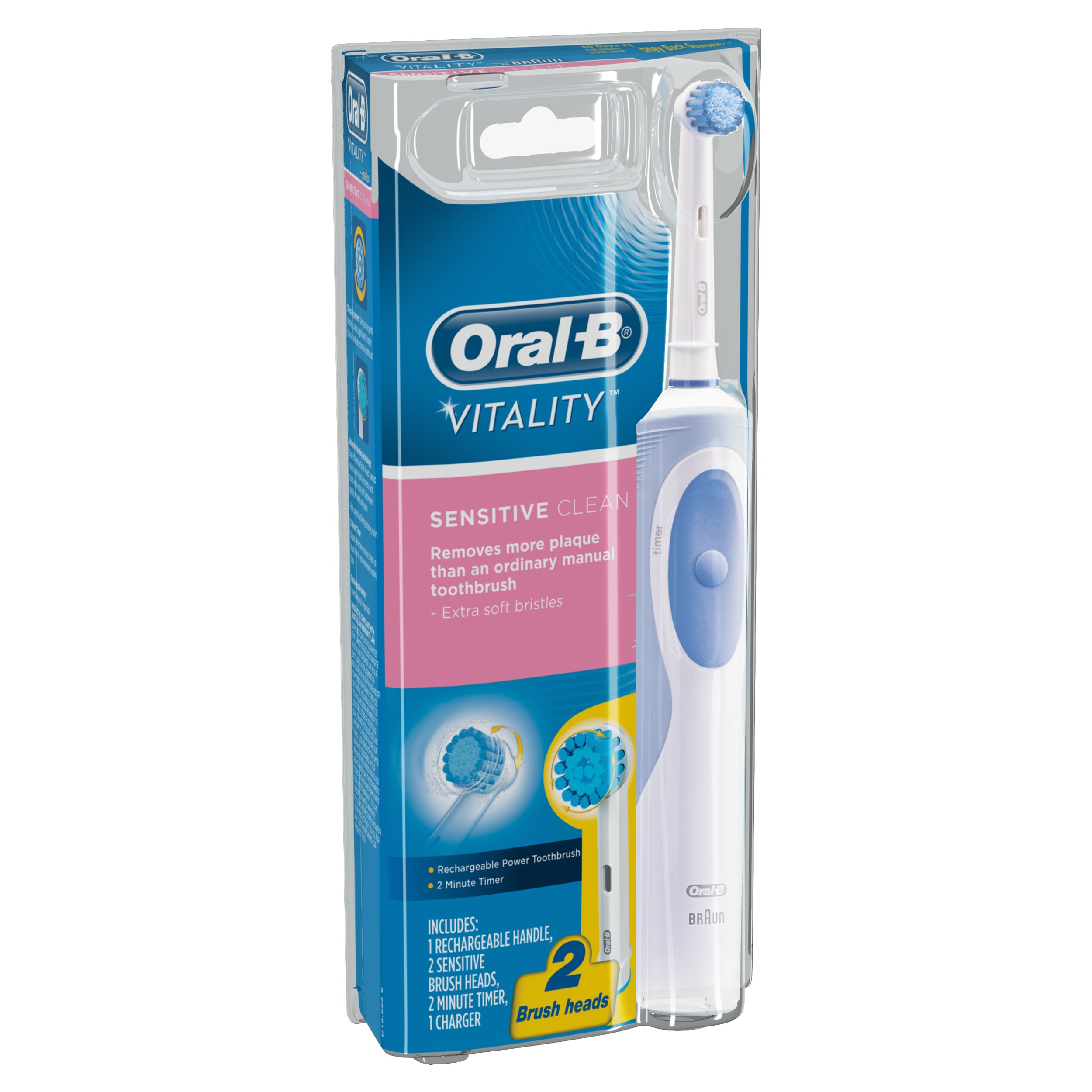 Oral-B Vitality Sensitive Electric Toothbrush