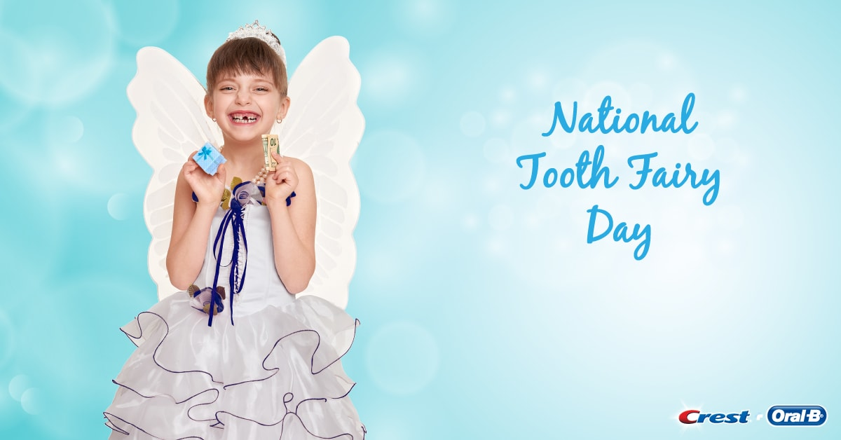 Tooth Fairy Day 2017 fairy