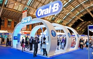 Photo of Crest and Oral B event