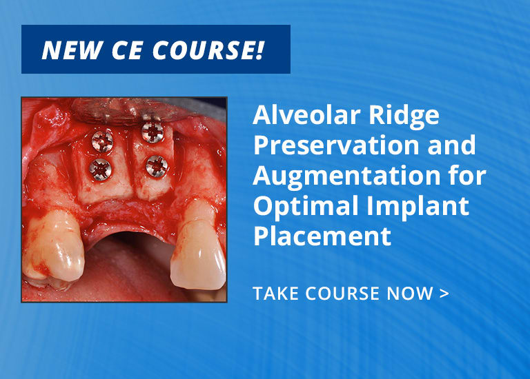 Radiographic Selection Criteria (ce584) - New CE Course