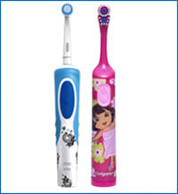 Power toothbrushes