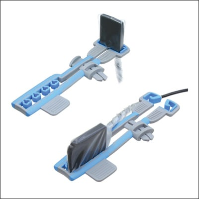 Photograph showing Autoclavable Digital Receptor with Sensor Barriers.