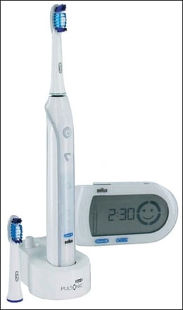 Photo showing Oral-B Pulsonic SmartSeries