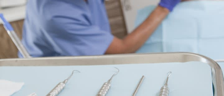 Tools for a new comprehensive dental exam