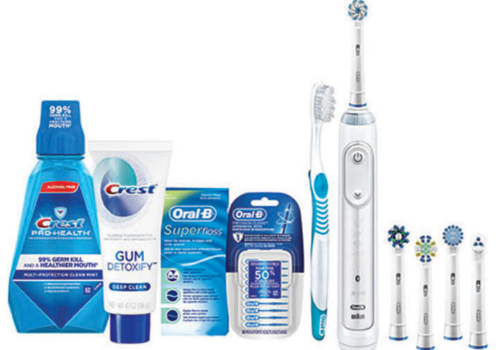 Crest + Oral-B Implant System Products