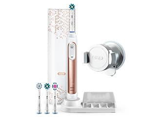ORAL-B GENIUS 9000 Rose gold