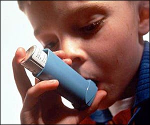 Image: Figure 6 depicts the self-administering of inhaler.