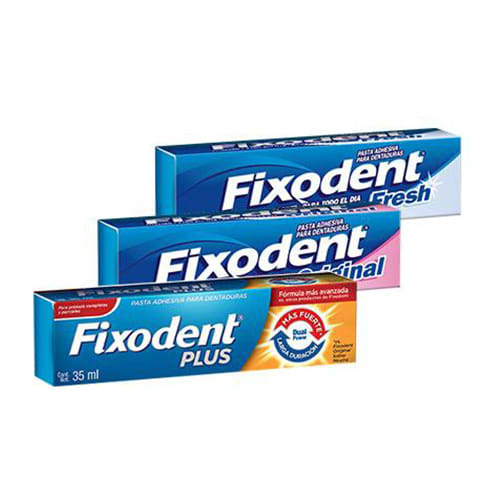 fixodent-packs