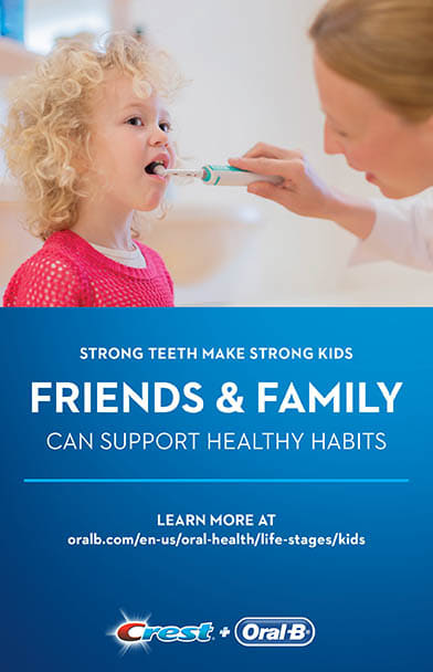 Friends and Family Support Healthy Habits