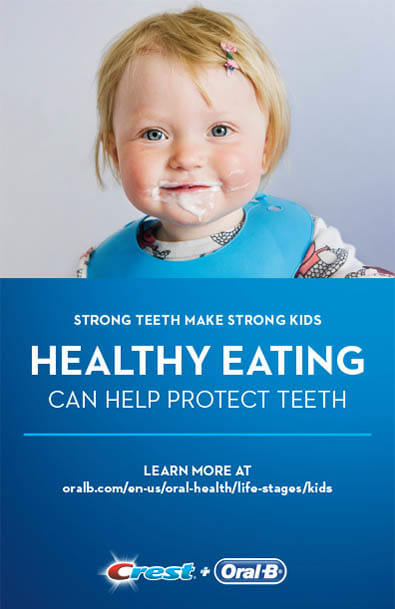 Healthy Eating Habits Can Help Protect Teeth