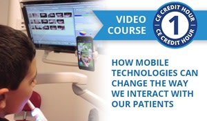 How Mobile Technologies Can Change the Way We Interact with Our Patients (CE602) - Mario Rui Araujo - New Video CE Course