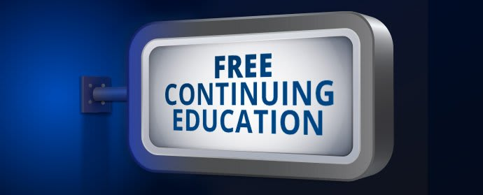 Continuing Dental Education Callout