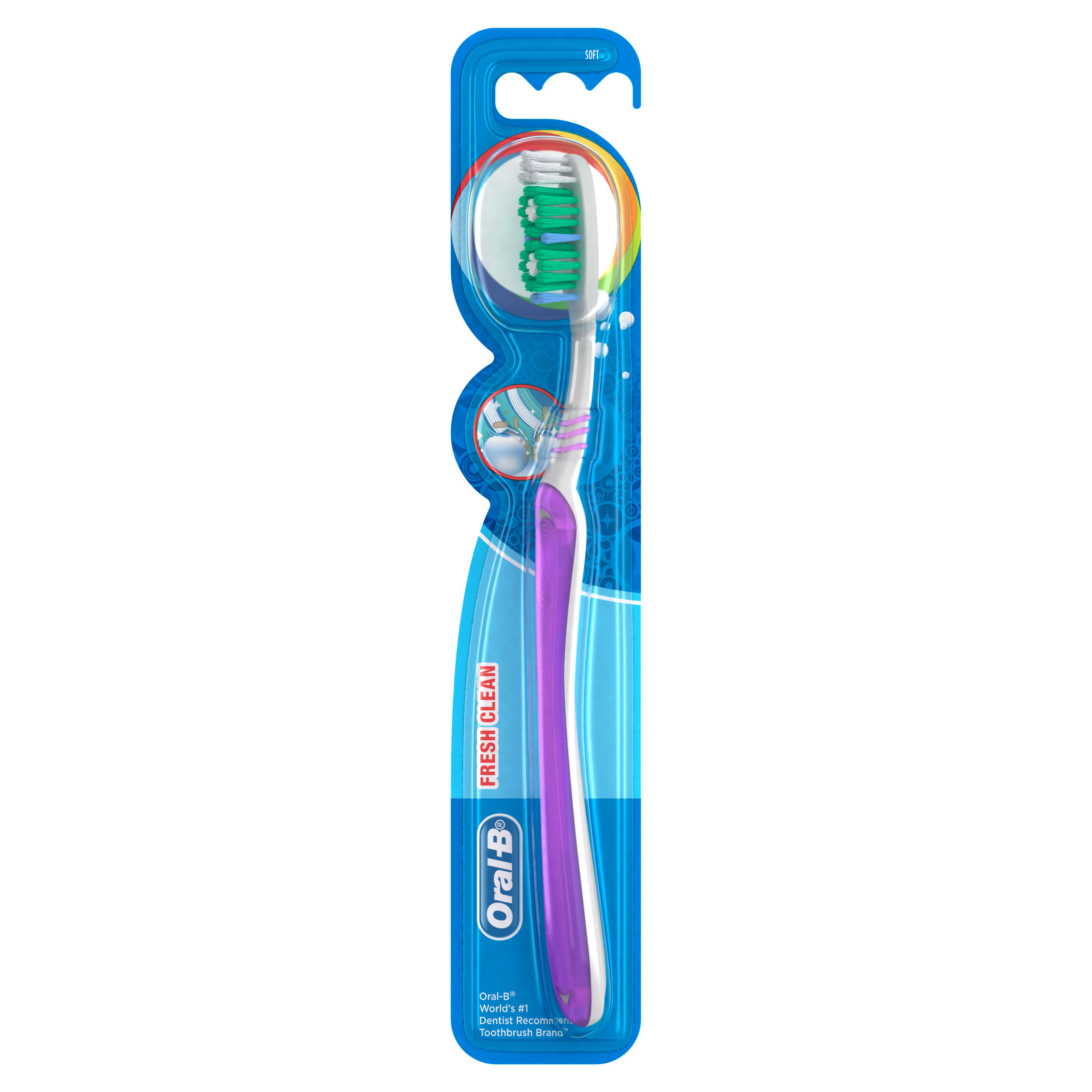Oral B Fresh Clean Toothbrush