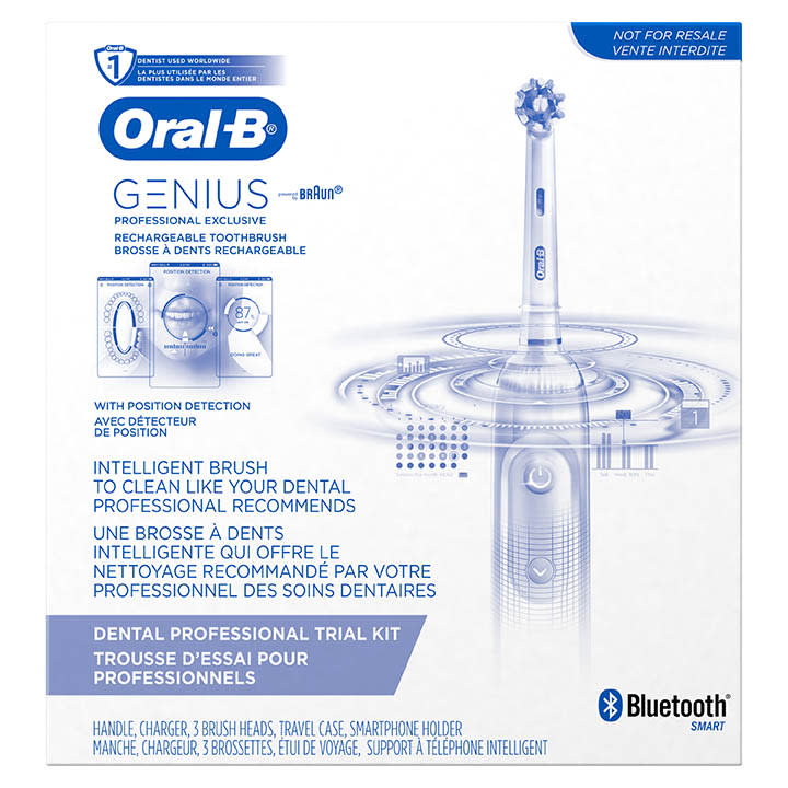 Oral-B Genius Electric Rechargeable Toothbrush