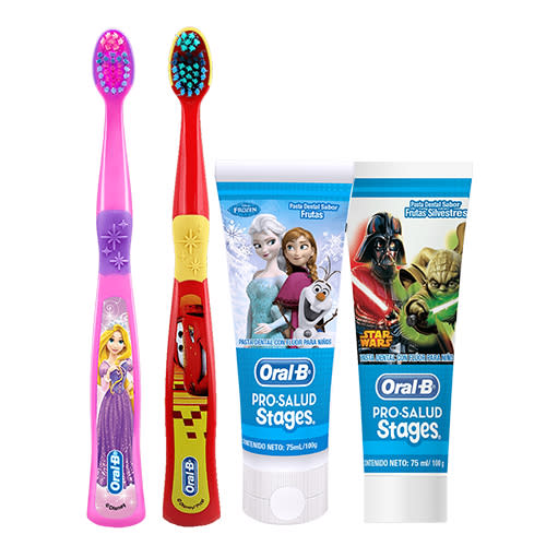 Oral-B pro-salud stages 5-7anos
