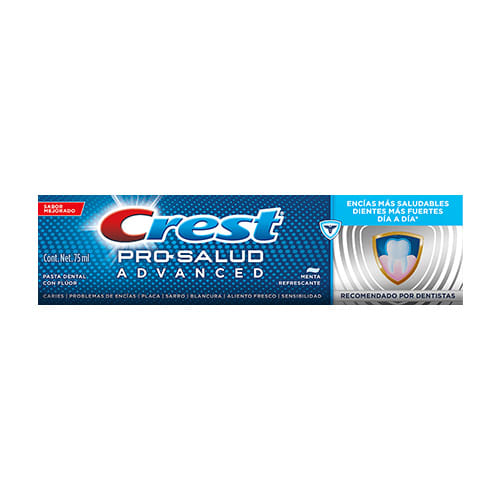 Pasta Crest pro-salud advanced