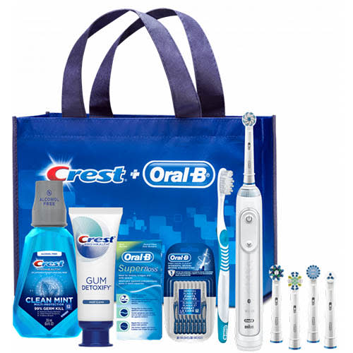Crest + Oral-B Implant Electric Rechargeable System