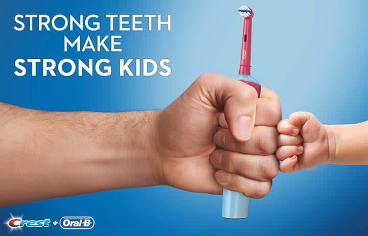 Strong Teeth Makes Strong Kids
