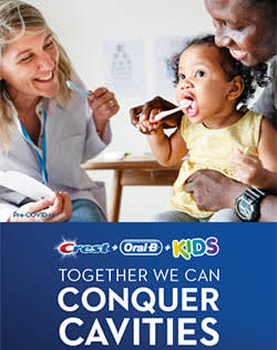 Teaching Kids - Together We Can Conquer Cavities