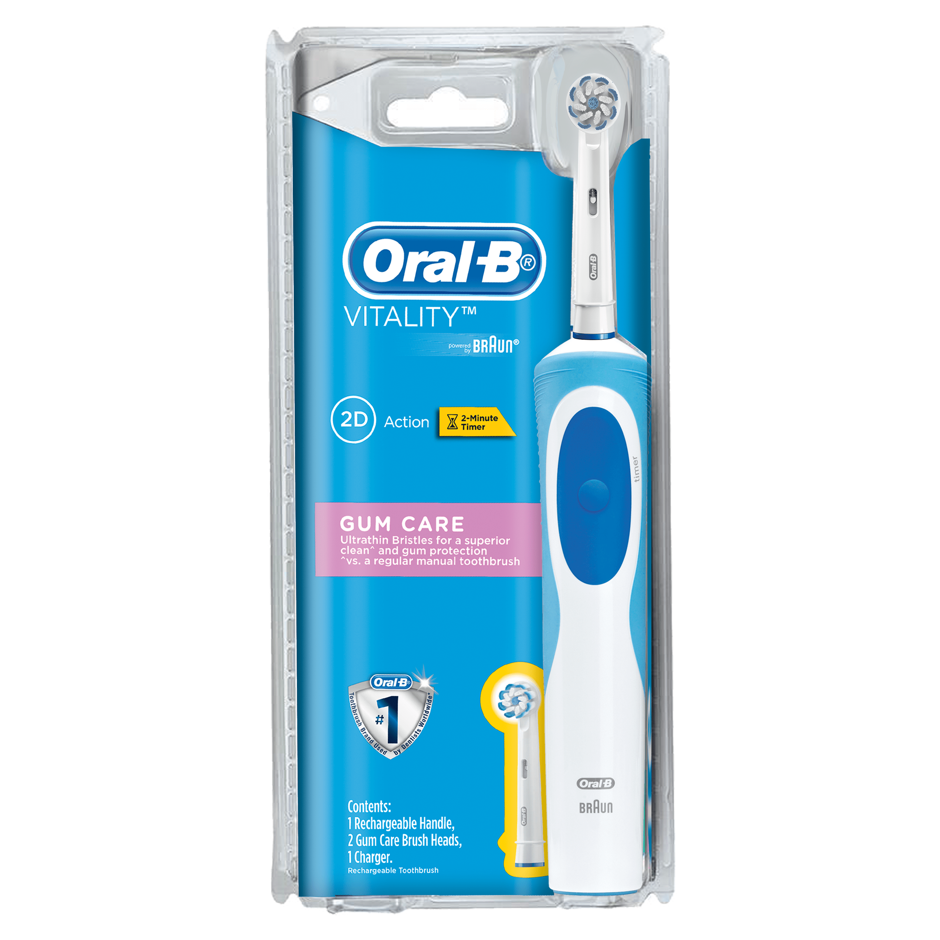 Oral-B Vitality Gum Care Electric Toothbrush