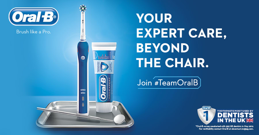 Join Team Oral B