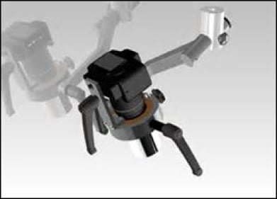 Image of the Inspektor™ QLF-D Biluminator™ 2+ camera system.