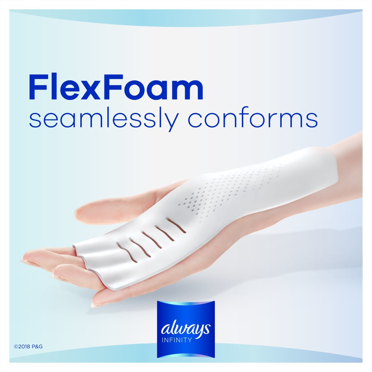 Always Infinity Super Sanitary Pads