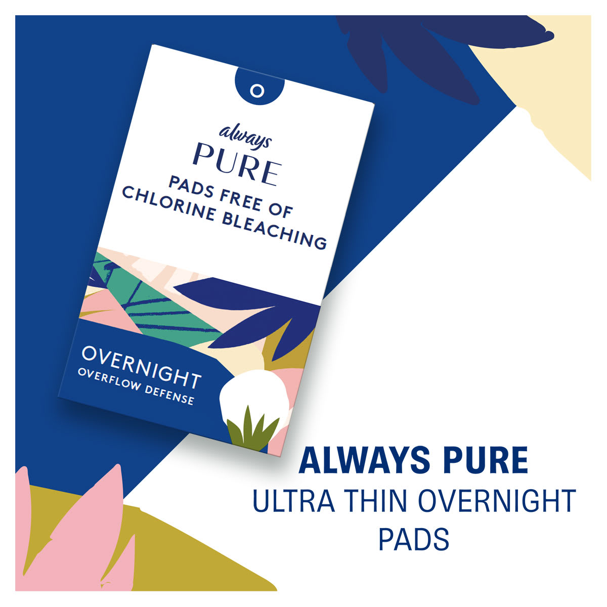 Always Pure and Clean Ultra Thin Overnight