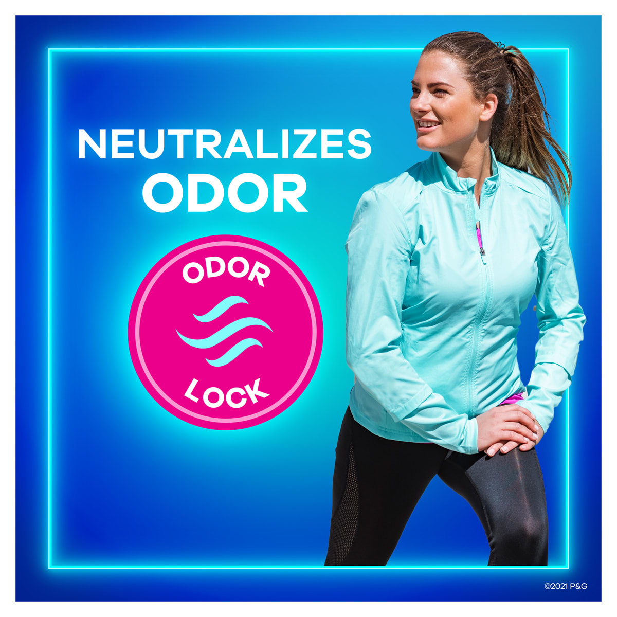 Always Ultra Neutralizes Odor
