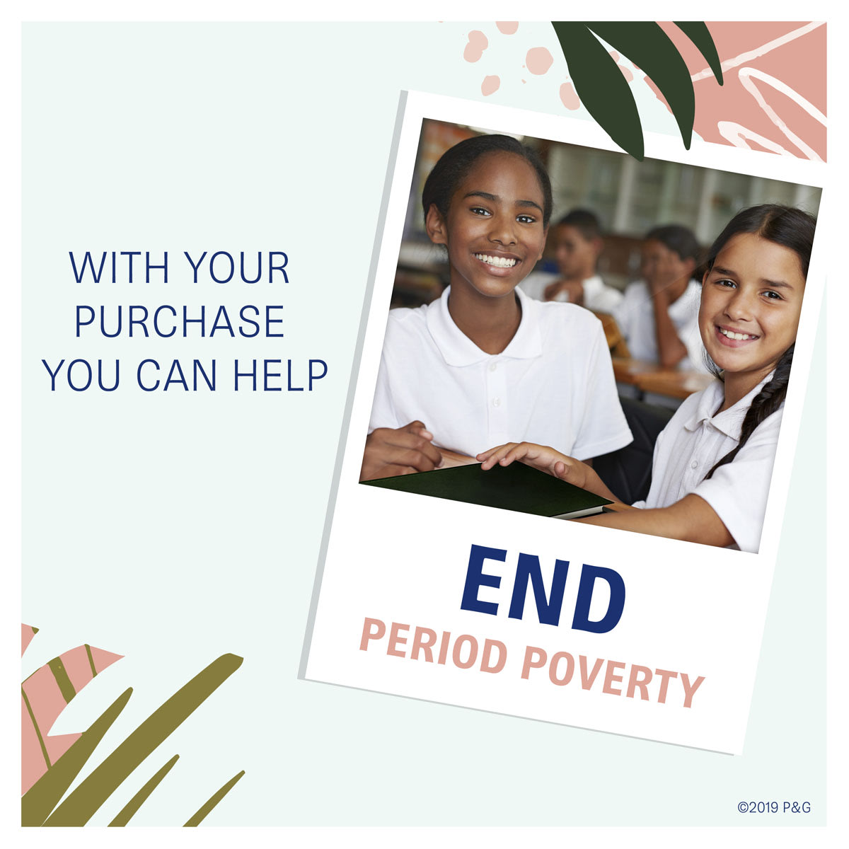 Always Pure Super End Period Poverty