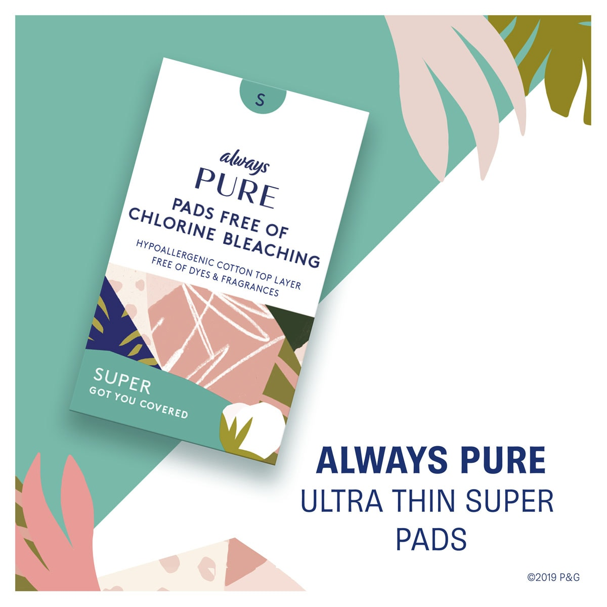 Always Pure Super Pads