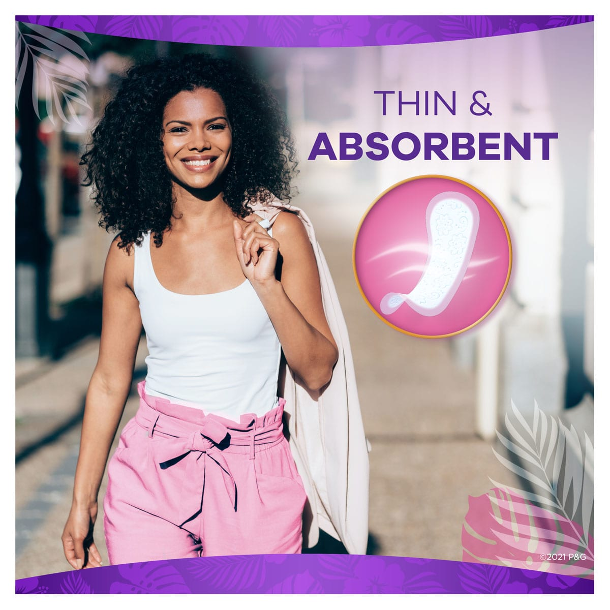 Always Daily Liners Thin And Absorbent