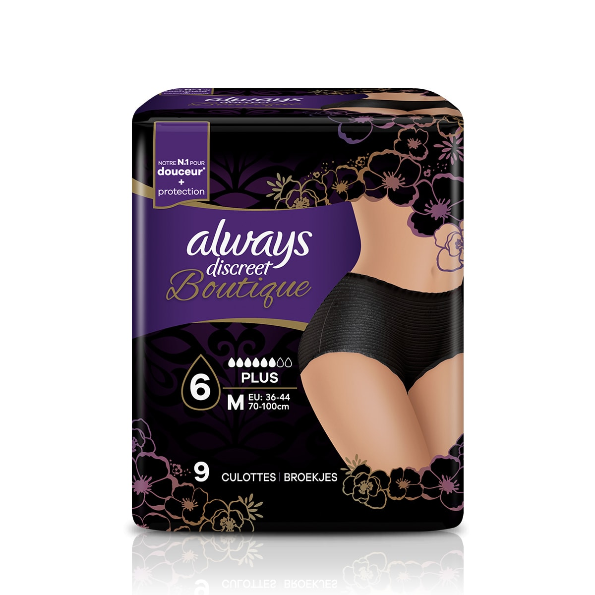 Always Discreet Boutique Black