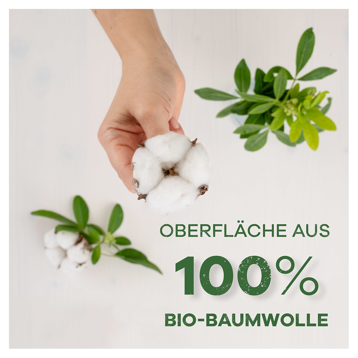 ALWAYS Cotton Protection Slipeinlagen 100% Bio baumwolle