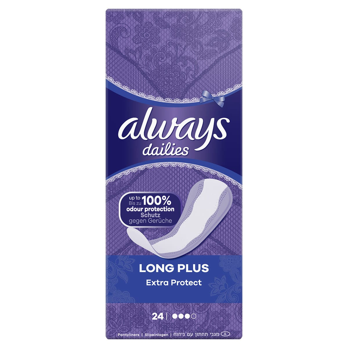 Extra Protect Long Plus 24ct