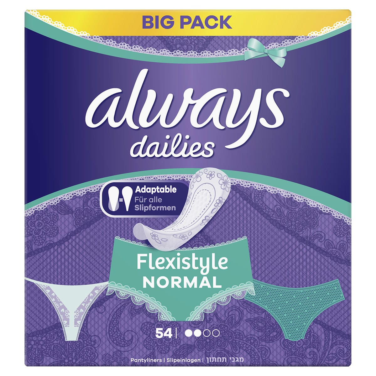 Flexistyle Normal 54ct