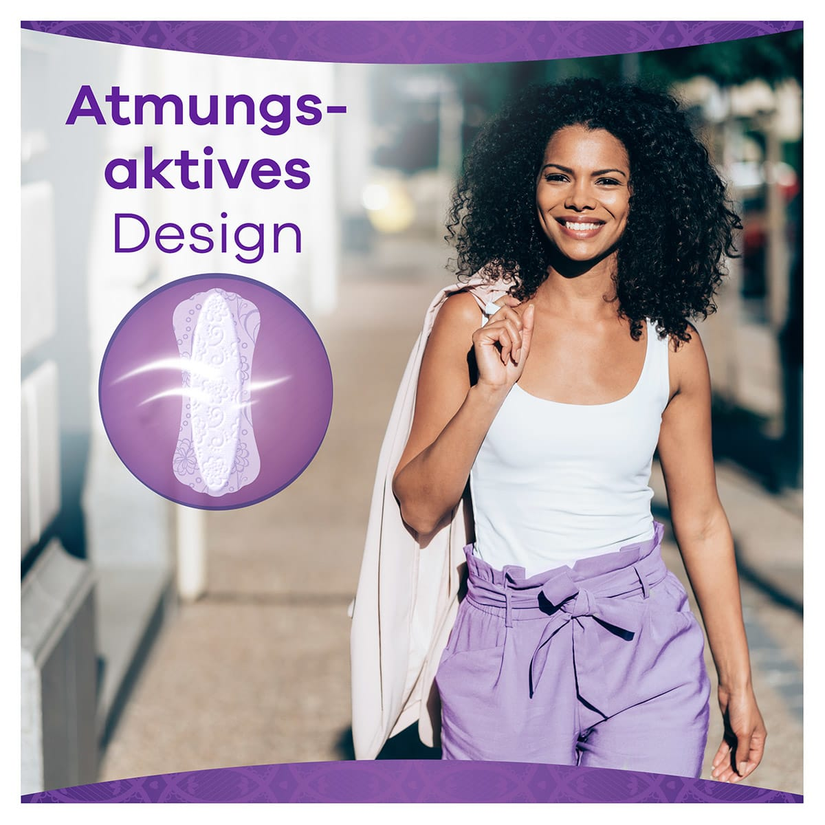 Atmungs-aktives Design
