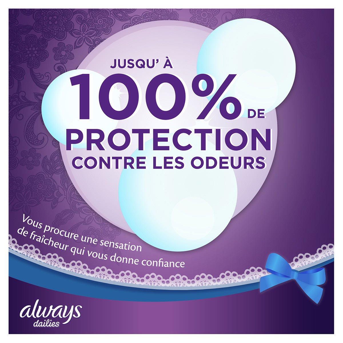 ALWAYS DAILIES Extra Protect Protège Slips 03