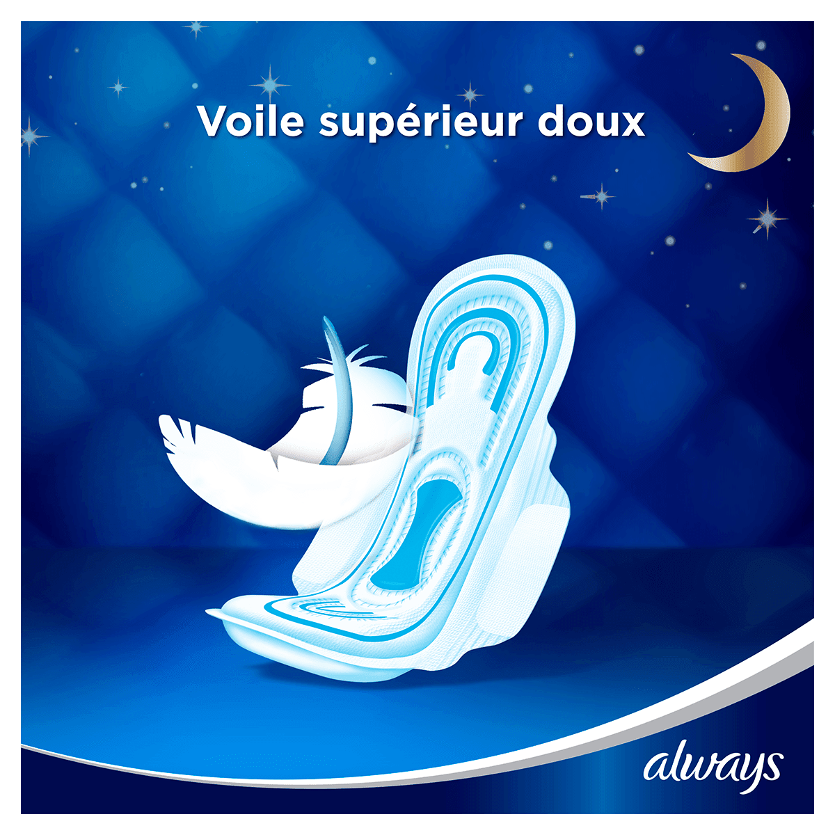 ALWAYS Maxi Night Serviettes Hygiéniques Cycle Menstruel 7