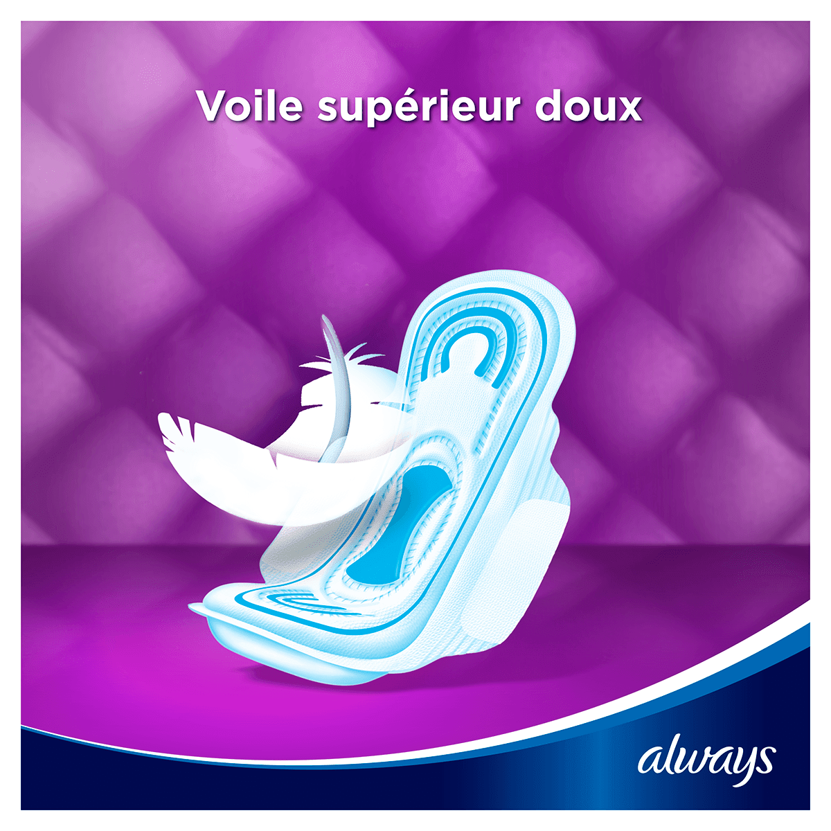 ALWAYS Maxi Long Serviettes Hygieniques Cycle Menstruel 7