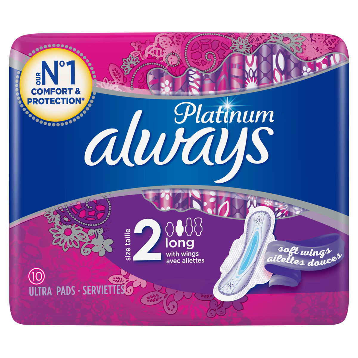 ALWAYS Radiant Long Taille 2