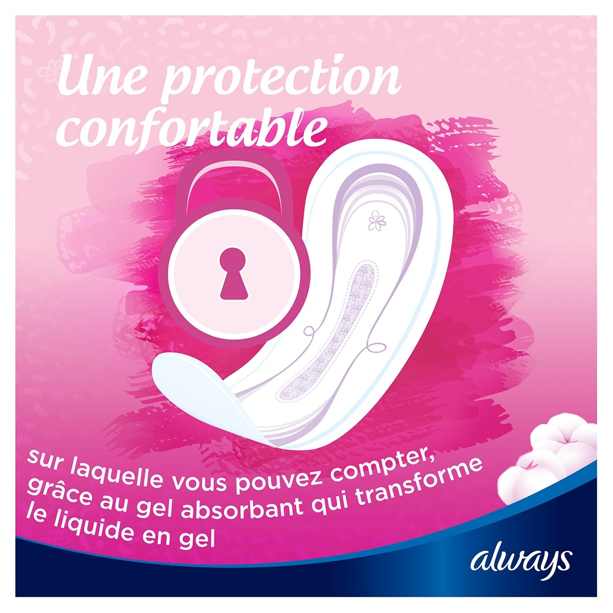 ALWAYS Sensitive Normal (Taille 1) Seviettes hygiéniques